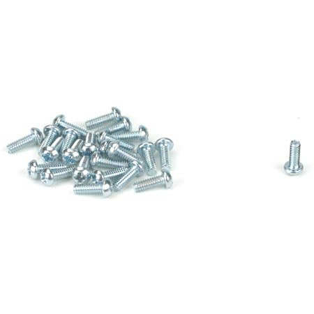 "Athearn 99002 Round Head Screw, 2-56 x 1/4"" (24)"