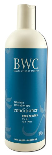 Beauty Without Cruelty Conditioner, Daily Benefits, 16-Ounce