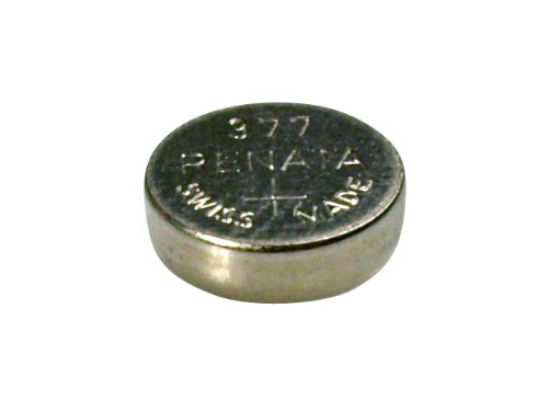Renata Silver Oxide Watch Battery For Renata 377 Button Cell Picture