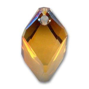 Pendente Cubist Swarovski 6650 mm. 22 Crystal Copper x1