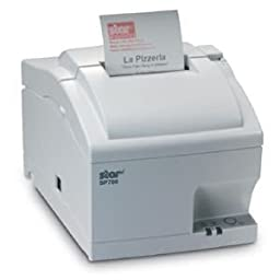 Star Micronics Sp742mc Gry Us Impact Printer Cutter Parallel Gray Power Supply Included by Star Micronics