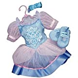 Disney Princess & Me Ballet Doll Outfit and Toe Shoes - Cinderella