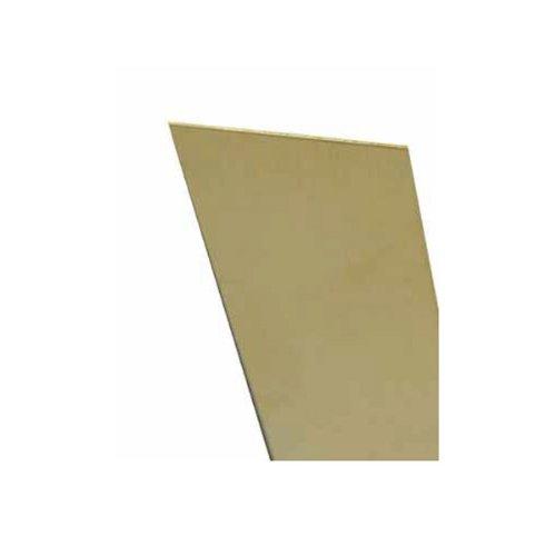 """K&S Brass Sheets .016"""" FS-16 (1) K+S16404 - 1"""