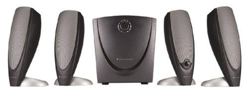 Altec Lansing Ada745 5-Piece Speaker System