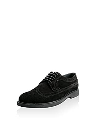 Reprise Zapatos derby (Negro mate)