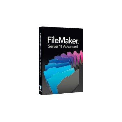 FileMaker Server v11 Advanced german Mac/Win Upgrade