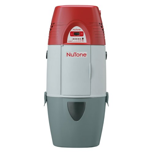 Nutone VX1000C Central Vacuum Power Unit Two 2-Stage Universal Bypass Motors