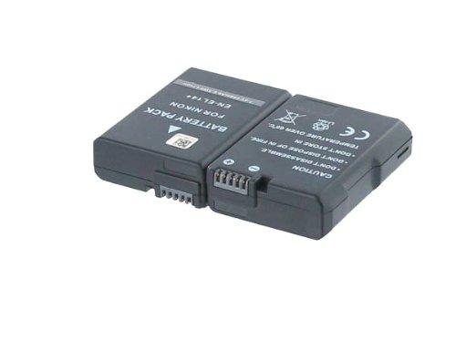 Digitalkameraakku kompatibel mit NIKON COOLPIX P7000 mit Li-Ion/ 7.4V/ 850 mAh
