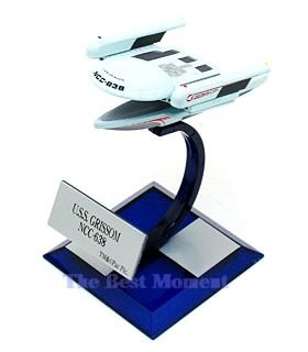 Star Trek Vol 3 Alpha 3 Furuta Model USS Grissom NCC638 (Original from TheBestMoment @ Amazon)