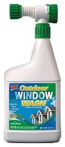 Permatex 23534 Spray Nine Outdoor Window Wash, 34 oz by Permatex
