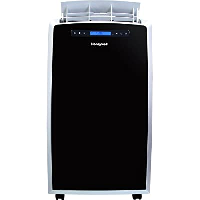 Honeywell MM14CHCS 14,000 BTU Portable Air Conditioner with Heat Pump - Black/Silver