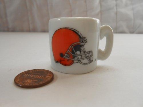 Cleveland Browns Mini Mug Thimble Mug Toothpick Holder