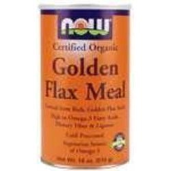 Golden Flax Seed Meal - 22 Oz.