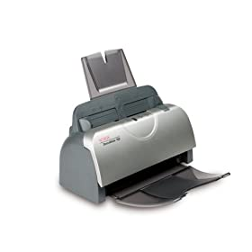 Xerox XDM5155D-WU DocuMate 515 Flatbed Fast Simplex ADF ColorScanner with One Touch PDF and VRS Image Enhancement