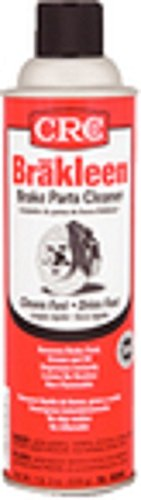 CRC Brakleen Brake Parts Cleaner - Non-Flammable (Parts Cleaner compare prices)