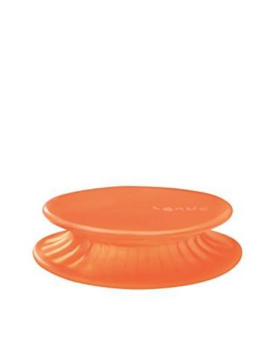 Lekue 10.2″ Stretch Storage Top, Orange