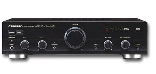 Pioneer A-109 40w Amplifier - Black