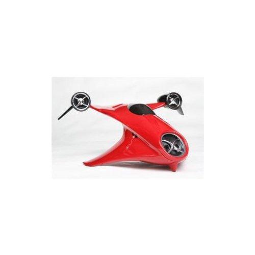 Amethyst Innovations X1-Bt / 2.1 Jet Speaker Red