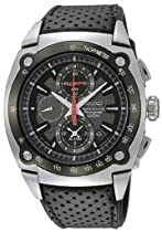 Seiko Chronograph 100M Mens Watch SNAA95