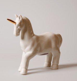 Tirelire-licorne