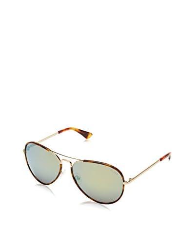 Guess Gafas de Sol GU7416 (61 mm) Havana / Oro