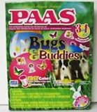 Easter Egg Coloring 3 in 1 Kit Paas Bugs & Buddies Color, Sticker, Dress Up