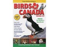 Thayer Birding Software Bird of Canada v3.9 Windows (Thayer Birding Software compare prices)