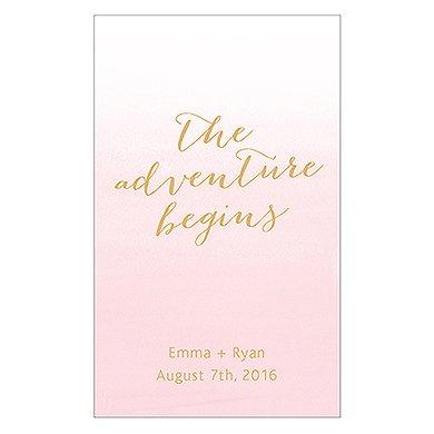 Wedding-Star-1193-41-c05-Aqueous-Rectangular-Playing-Card-Label-Pastel-Pink-Pack-of-24