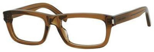 Yves Saint Laurent Yves Saint Laurent Yves 1 Eyeglasses-0K7M Brown-52mm