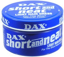 DAX Short & Neat Light Hair Dress for the Short Natural Look 3.5oz/99g
