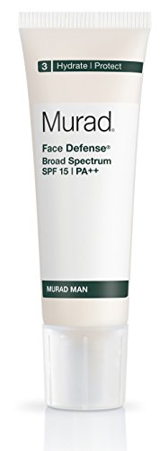 Murad Face Defense Broad Spectrum SPF 15 PA++ 50ml/1.7oz