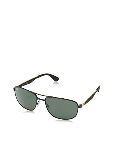 RAY BAN Gafas de Sol RB3528-191/71 (58 mm) Negro