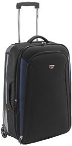 Antler Duolite GT medium trolley suitcase black