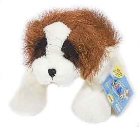 Webkinz Collectible Plush Stuffed Animals St. Bernard - 1