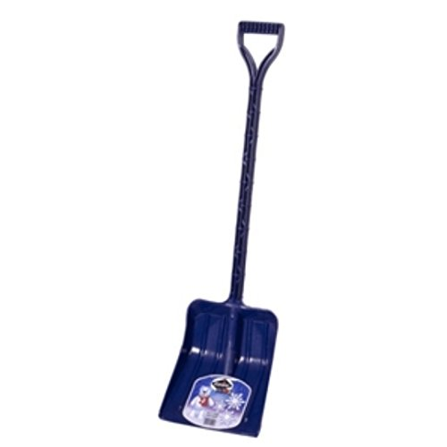 "Garant Kids Poly Snow Shovel 0-3/8"" Plastic - Blue New"