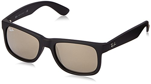 ray ban rubber frame  ray-ban 0rb4165 square