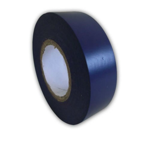 1 Roll 19Mm X 20M Blue Pvc Electrical Tape Pro Insulating British Standard