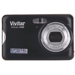 VIVITAR VX029 10.1 MEGAPIXEL VX029 DIGITAL CAMERA