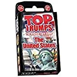 Top Trumps United States Deck