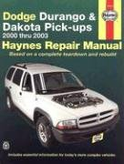 haynes-dodge-durango-and-dakota-pick-ups-automotive-repair-manual-2000-2003-haynes-repair-manual