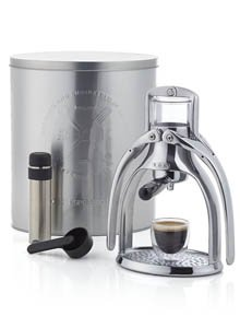 The Rok Espresso Machine Maker staresso mini portable espresso maker coffee machine second generation