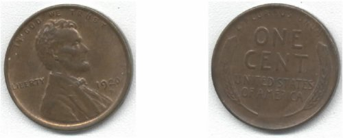 1920-D Lincoln Cent - 1