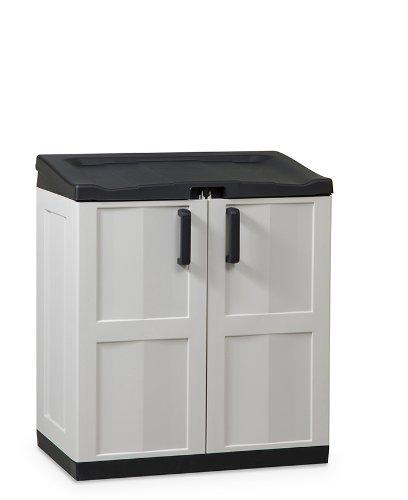 Kunststoffschrank Comfort Line XL, Grau