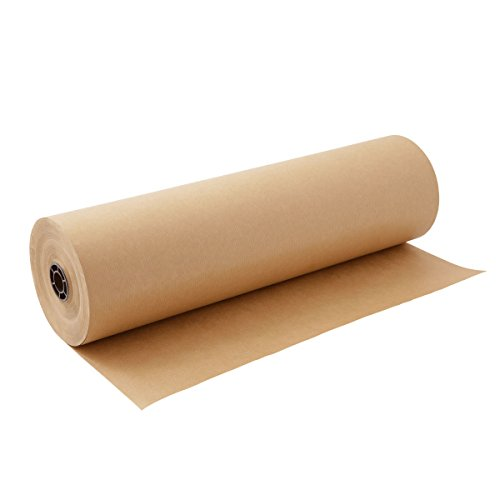 Brown Kraft Paper Roll