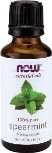 Now Foods spearmint oil 1 oz ( Multi-Pack)