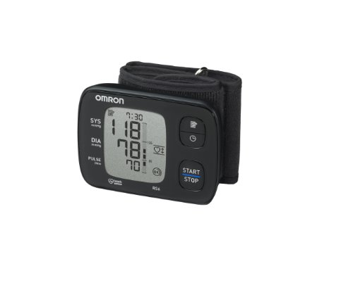 Omron RS6 Handgelenk-Blutdruckmessgerät - 2