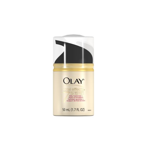 Olay Cc Cream Total Effects Daily Moisturizer Plus Touch Of Foundation, 1.7 Fl. Oz., Packaging May Vary front-1034131