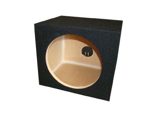 "Zenclosures 1-12"" Jl Audio 12W6V3-D4 12W6 Subwoofer Box"