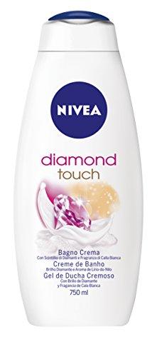 Nivea - Bagno Crema, Con Scintillio di Diamanti e Fragranza di Calla Bianca - 750 ml