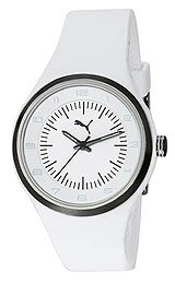 Puma Spot White Black Women's watch #PU102642004